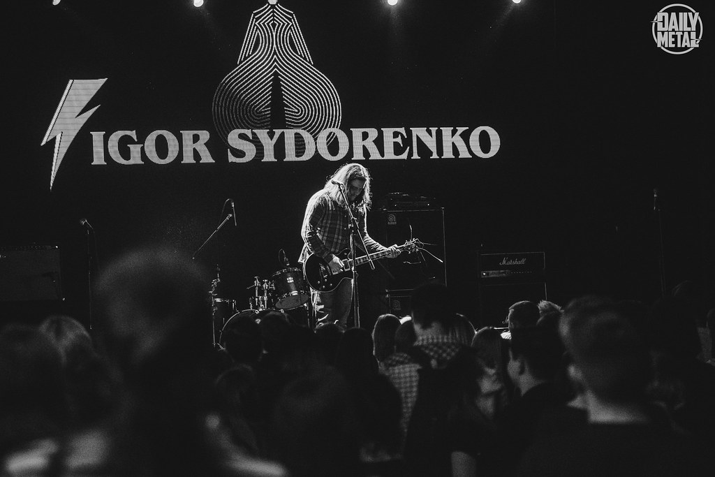 Igor Sydorenko@Bowie Night | Atlas | 16.03.18
