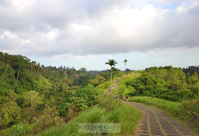 bali itinerary Campuhan Ridge Walk Ubud