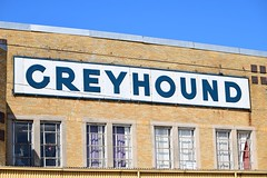 Greyhound Lines station Memphis, Tennessee