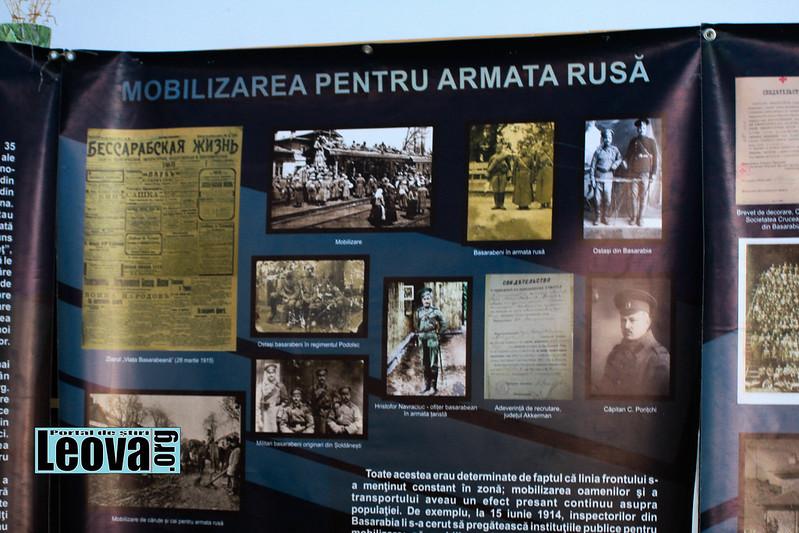 Expoziții inedite au fost expuse în Leova