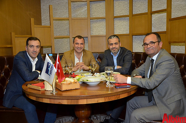 Raşit Sadullahoğlu, Mehmet Uslu, Erhan Direkçi, Azmi Dağlı
