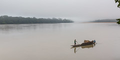 Sangha river, Central African Republic
