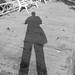 Autorretrato de mi sombra por Marcos Núñez Núñez