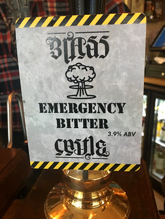 Brass Castle, Emergency Bitter, England