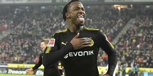 Marco Reus Berharap Michy Batshuayi Menjadi Pemain Tetap Di Borussia Dortmund