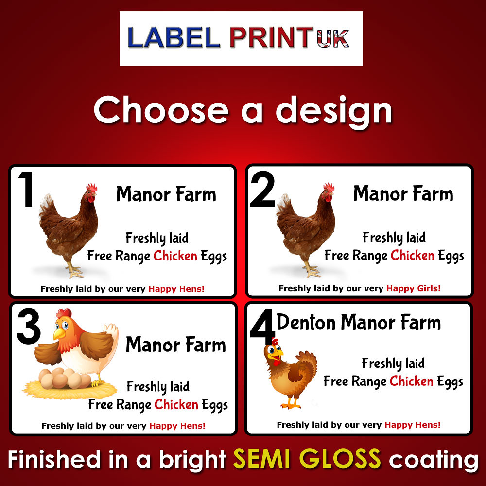 small egg box labels chicken sticky labels for egg boxes pick