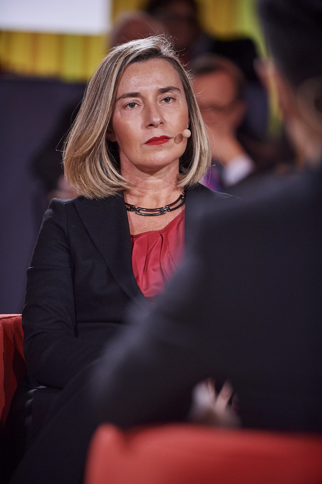 Brussels Forum 2018: A Conversation with Federica Mogherini
