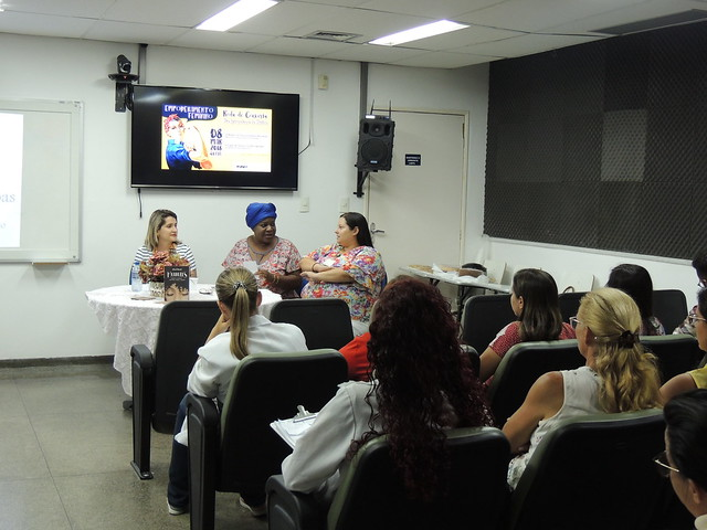 Roda de conversa: Empoderamento Feminino