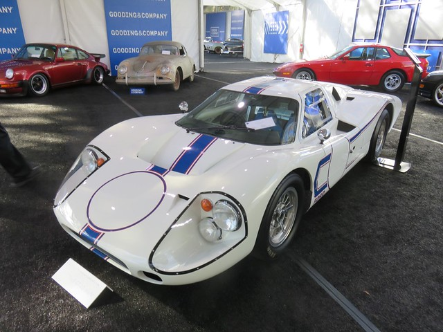 Amelia Island Auction Cars 2018