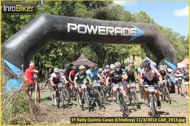 1º Rally Quinta Cavas - Chivilcoy