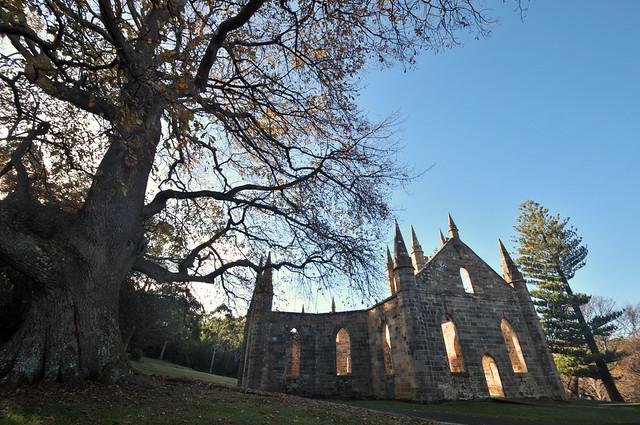 The Church | Port Arthur, Tasmania
