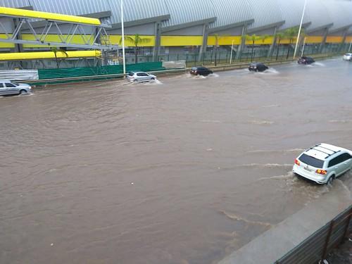 Chuva em Salvador - 13/03/2018