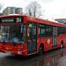 Go Ahead Metrobus 709 (AE09DHG) on Route 284