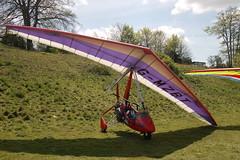 G-MZBT Solar Wings Pegasus [7224] Popham 020509