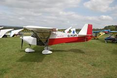 G-POPY Best Off Skyranger [BMAA HB 519] Popham 020509