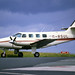 Cessna T303 Crusader G-RSUL Plymouth 27-7-88