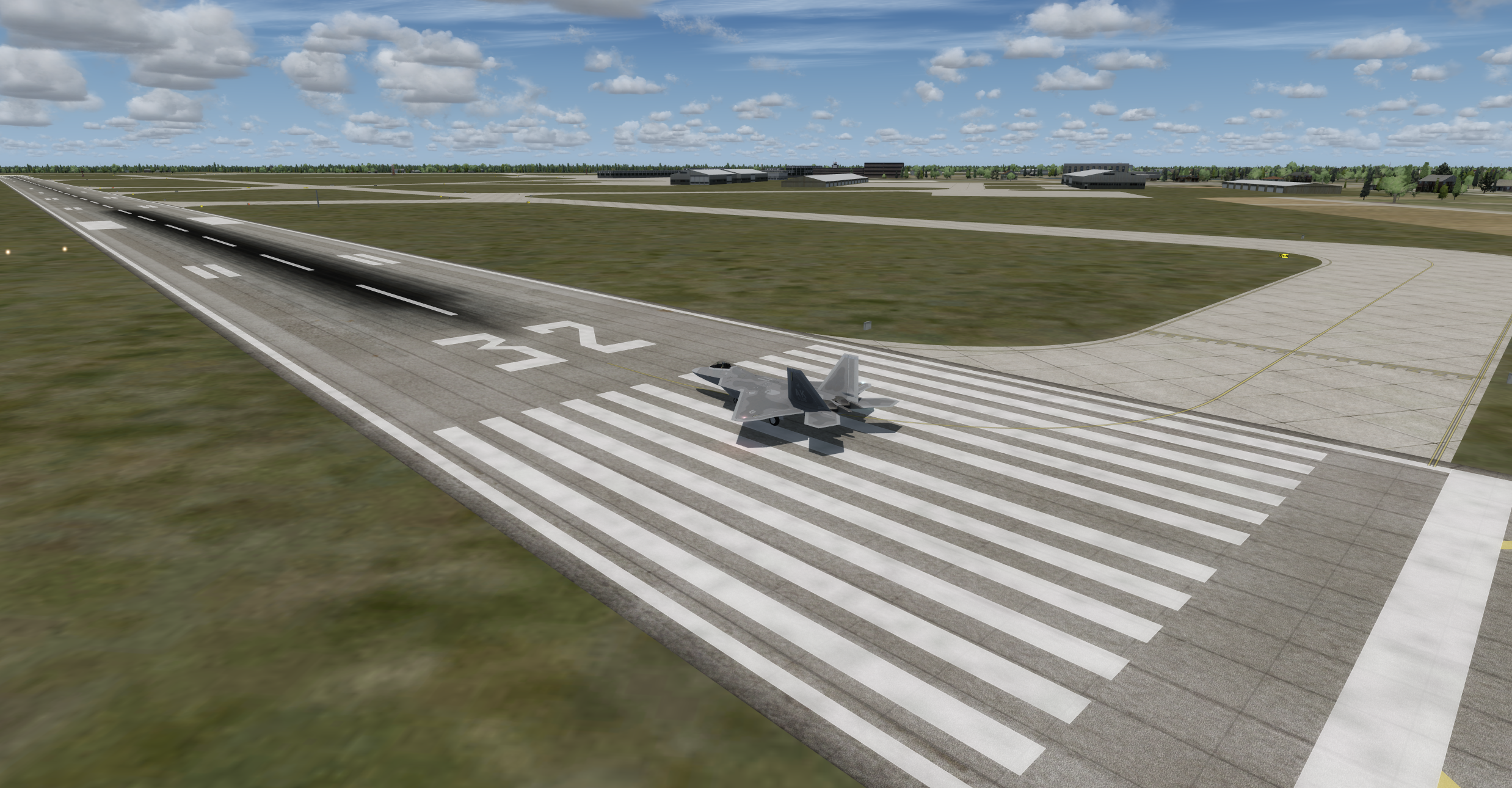 P3D v4 1 Default KJAX rwy32 has a problem - Prepar3D Forums