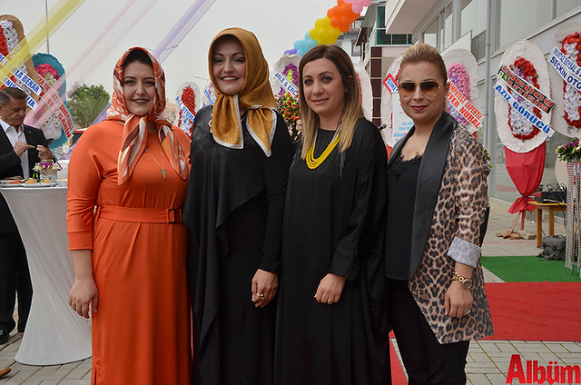 Hülya Okşar, Rukiye Okşar, Ayşe Uysal, Demet Gömeç