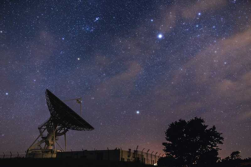 Les astrophysiciens croient que les débris spatiaux nous conduiront aux extraterrestres