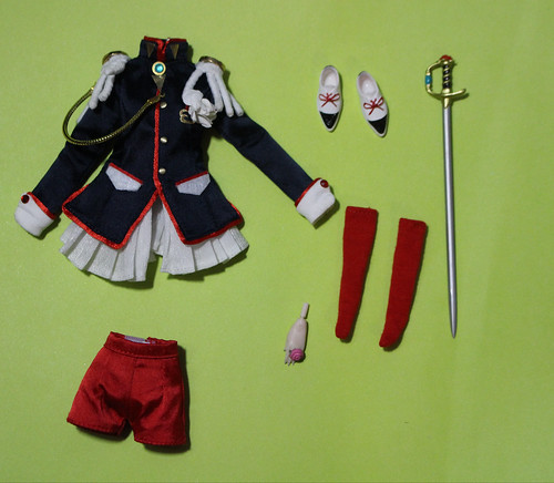 Utena stock outfit