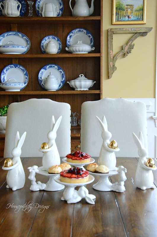 Bunny Centerpiece-Housepitality Designs-9