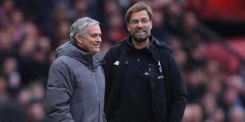 Jose Mourinho Memberikan Pujian Kepada Jurgen Klopp