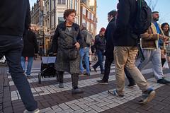 Shopping, Singel / Heiligeweg, Amsterdam 2014