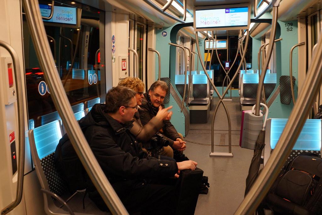 Sortie Kirchbierg neien Tram