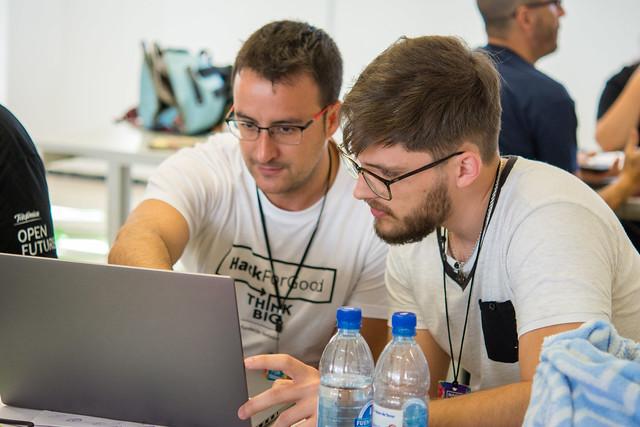 HackForGood Canarias 2018