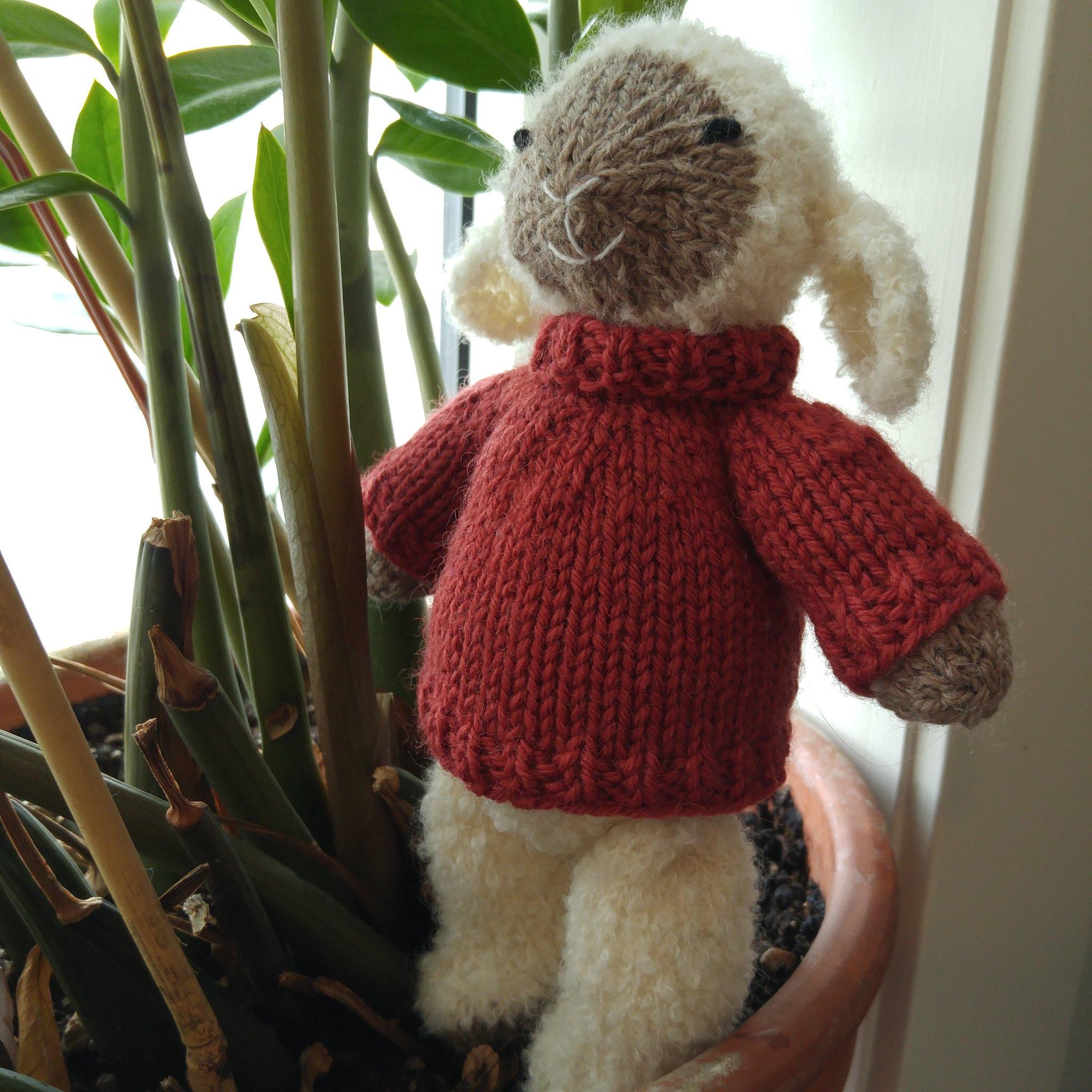 fo: Basil the Lamb