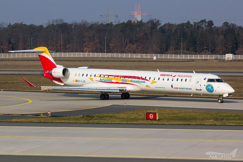 Air Nostrum - CRJX - EC-LJS (2)