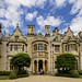 Small photo of Harlaxton Manor, south side