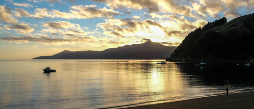 Morgen An Elmslie Bay