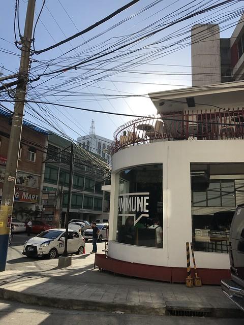 Commune Cafe Building,