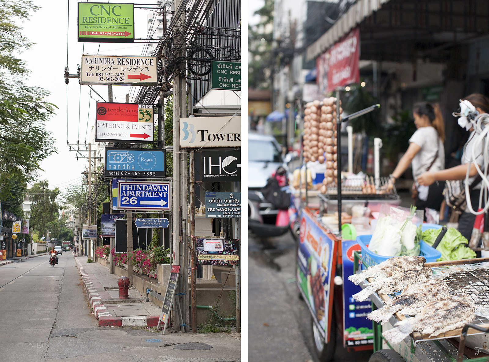 bangkok thailand fensismensi blog street