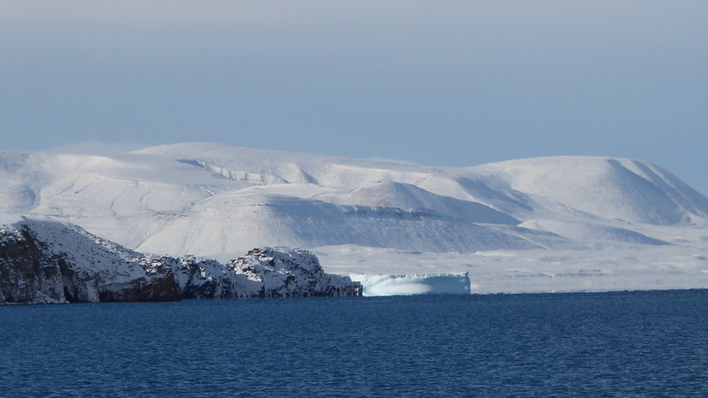 Tay entrance iceberg