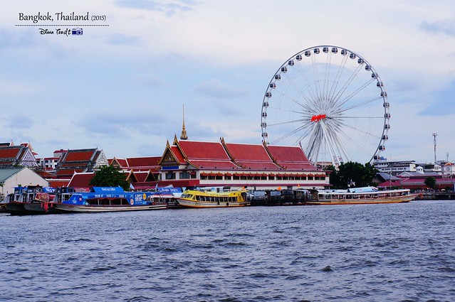 2015 Bangkok Day 3- Asiatique The Riverfront 01