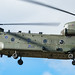 Royal Air Force Boeing CH-47D Chinook ZA677