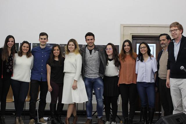 Semifinal La Voz - Facultad de Filosofía y Letras / Escuela de Arquitectura