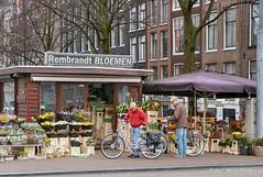 Rembrandt bloemen, 10-3-2018