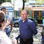 ter, 13/03/2018 - 11:21 - Local: Rua Santo Antônio de Lisboa, nº 112 a 456, Bairro São João BatistaData:13/03/2018Foto: Karoline Barreto_CMBH