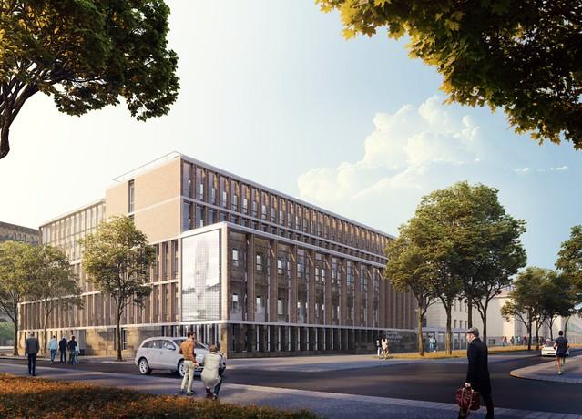 Nuevo proyecto de reforma de nuestra Facultad