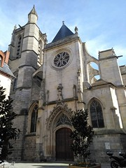 EGLISE ST ASPAIS - Photo of Le Châtelet-en-Brie