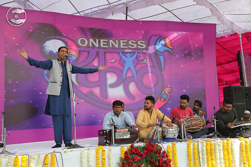 Devotional song by Ajay Bedjor from Karnal