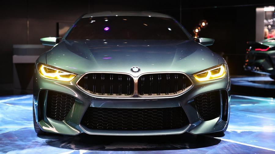 BMW M8 Concept 3