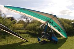 G-MZNG Solar Wings Pegasus [7457] Popham 020509