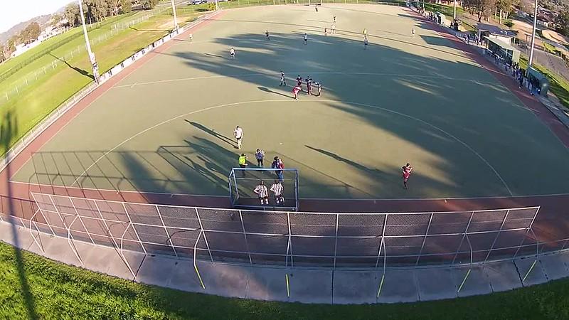Wodonga Hockey Drone 1