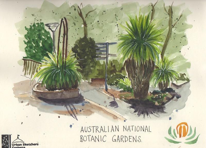 20180311 - australian national botanic gardens