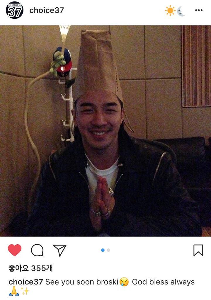 BIGBANG via URTHESUN - 2018-03-12  (details see below)