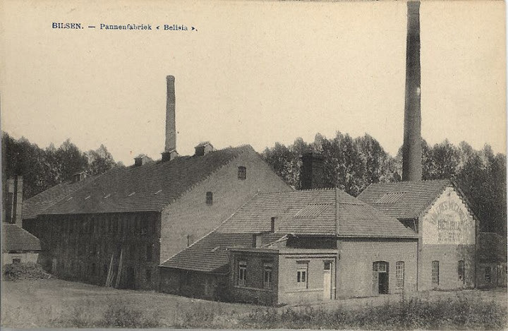 Pannenfabriek Belisia - Bilzen